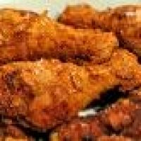 Paula Deen's Southern Fried Chicken.  I pan fried instead of deep frying and used boneless skinless chicken breasts.  Delicious and husband approved.