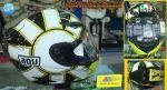 Helm AGV K3 (Indonesia) Top Gothik Black (XL)