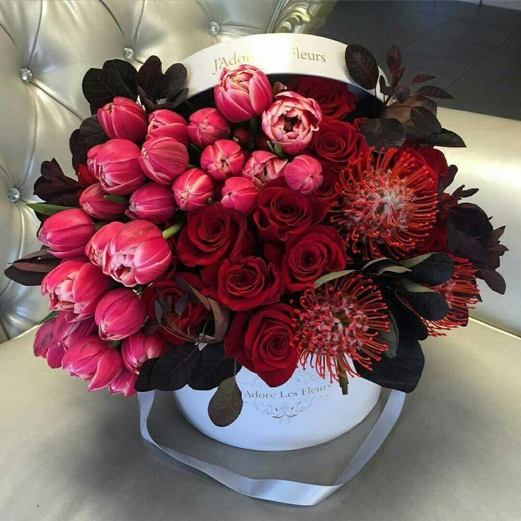 Чумовые букеты цветов