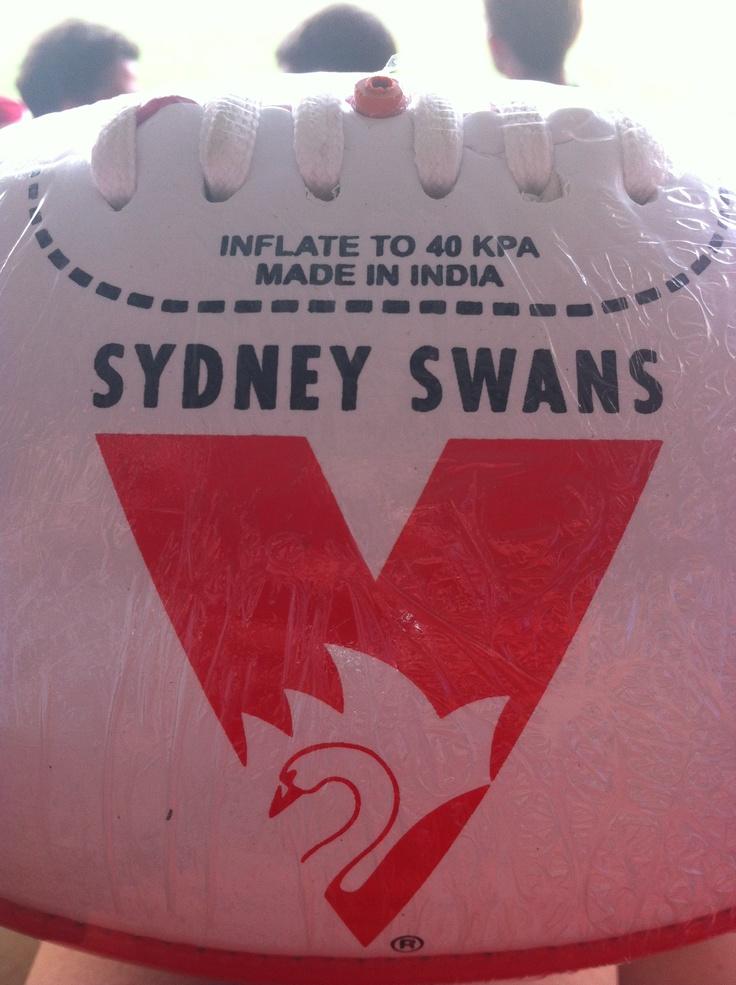 Sydney Swans AFL game