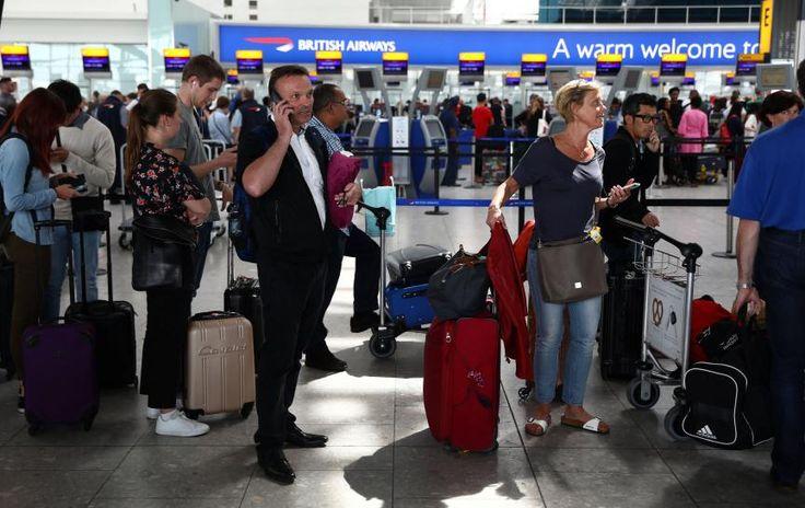BA flights restored but questions remain after weekend IT meltdown  #TechnologyNews #news