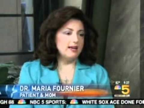 Dr. Laurence Jacobs of Fertility Centers of Illinois on WMAQ with The Choice Mom