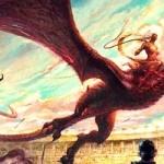 Canción de Hielo y Fuego 5. Danza de dragones edición de lujo