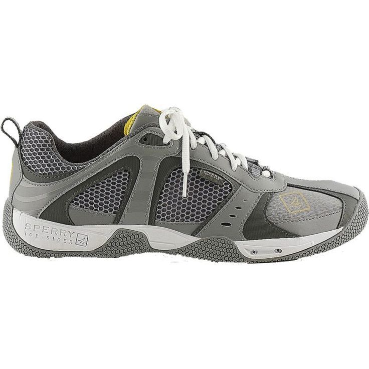 Sperry Top-Sider Men's Sea Kite Casual Shoes, Gray