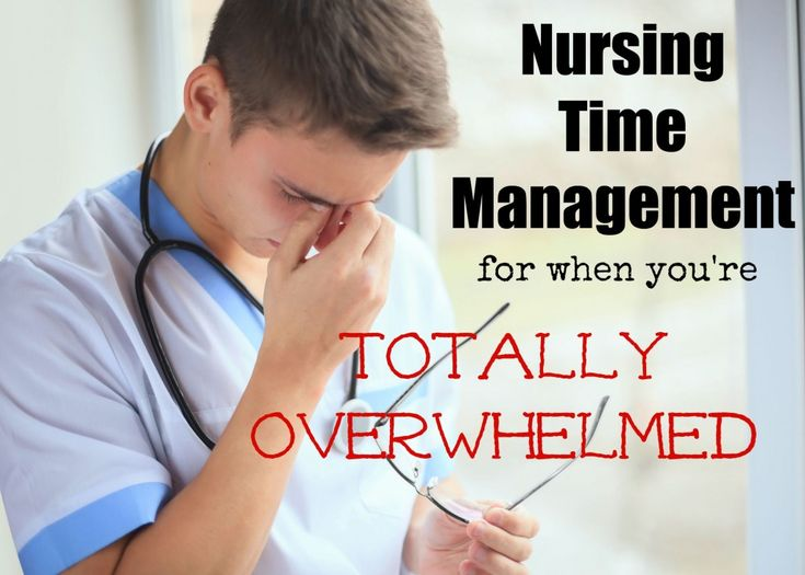 tips from a neuro ICU nurse about how to manage your time when it gets crazy!