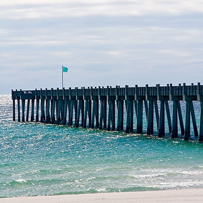 17 best images about pensacola beach on pinterest foggy for Pensacola beach fishing pier