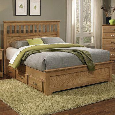 Carolina Furniture Works, Inc. Sterling Queen Panel Bed