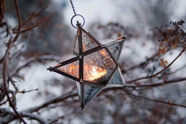 have these floating around, and then lighted at night?