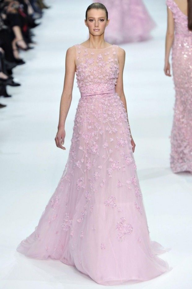 Fashion Friday: Elie Saab Haute Couture S/S 2012