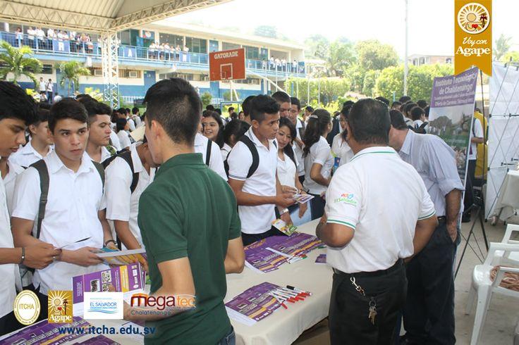 Feria Profesiográfica INFRAMS 2016