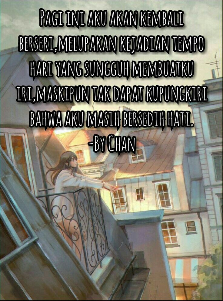 Quotes anime Sedih