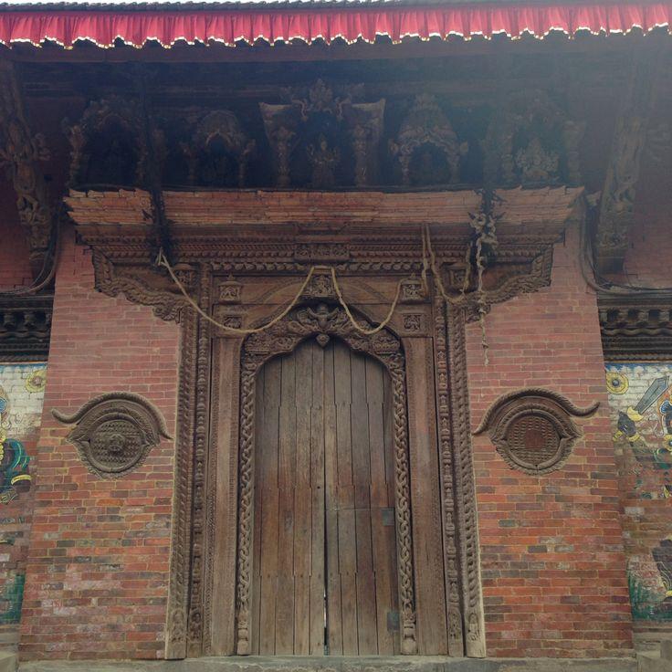 The eyes #door #nepal