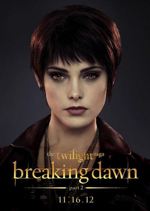 Twilight - Chapitre 5 : Révélation 2e partie : Affiche Ashley Greene