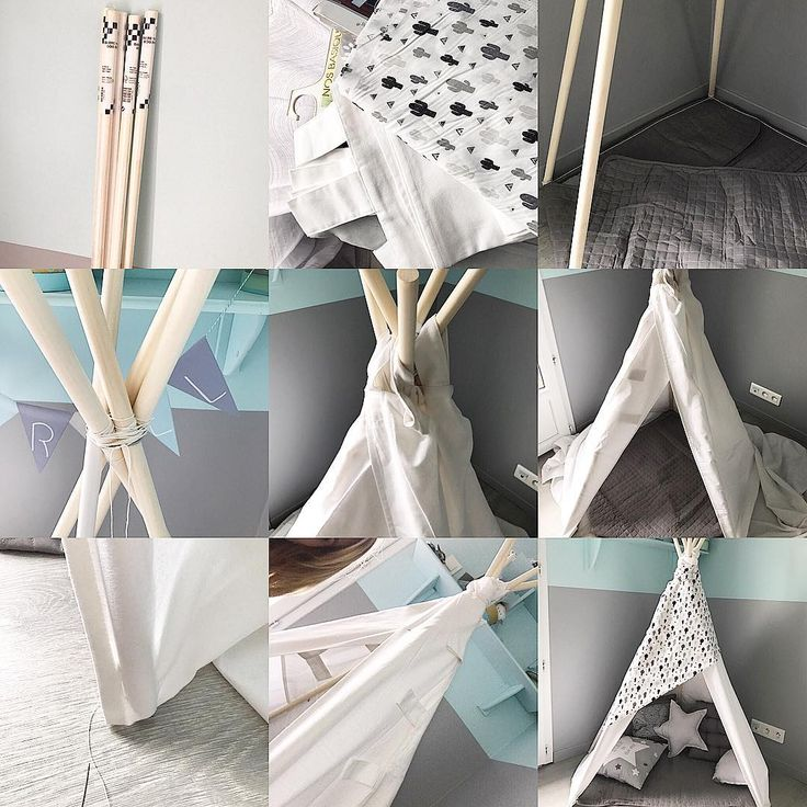 fabulous marinegaby nous propose un tuto pour raliser un superbe tipi diy with boite rangement babou. Black Bedroom Furniture Sets. Home Design Ideas