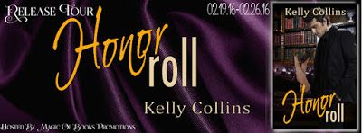 Tome Tender: Kelly Collins' Honor Roll Release Tour