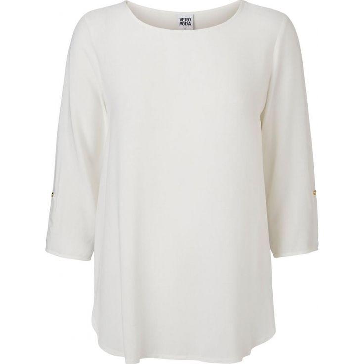 BOCA 3/4 FOLD UP BLOUSE NOOS € 19,95 http://www.mellmak.com/pt/loja/97844-boca-34-fold-up-blouse-noos-detail.html #veromoda #mellmak