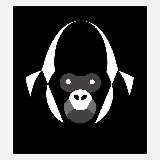 Gorilla byAlvaro Tapia Hidalgo
