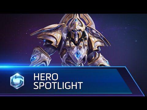 Artanis Spotlight – Heroes of the Storm - YouTube