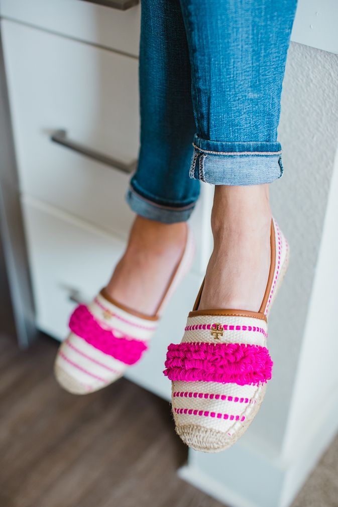 cutest spring shoes!