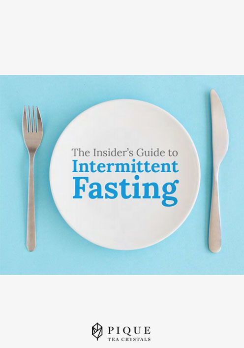 Dr  Jason Fung 28 Day Fasting Tea Challenge | Pique Tea | Health