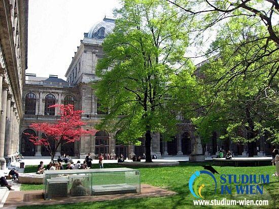 Цель Венского университета является обеспечение научных исследований, а также высокое качество преподавания.