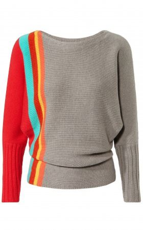 Sweater Marble--100% cashmere cool