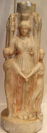 statue of Hekate, Three Graces - Metropolitan Museum