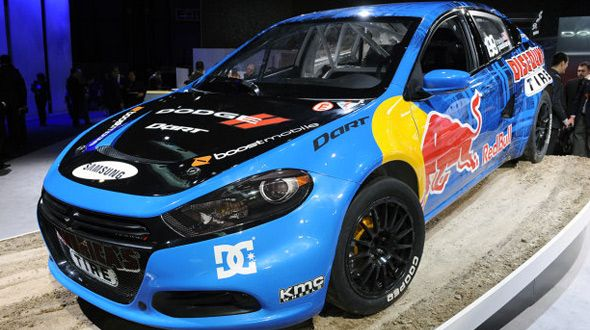 10 best dart images on pinterest darts dodge dart and car travis pastranas custom dodge dart rally car pushing 600 horses out of the turbo 4 cylinder fandeluxe Gallery
