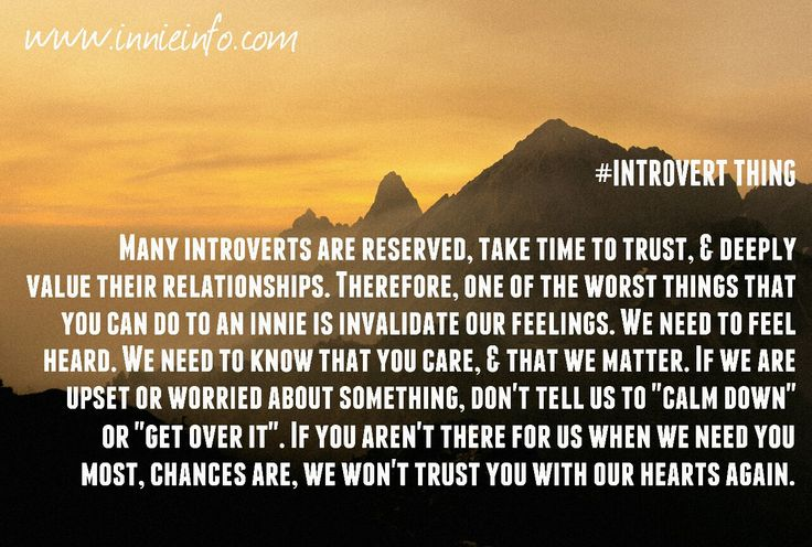The third of my creations, in the meme series, titled 'Introvert Things', which is based on some of the traits, behaviours, or 'quirks' many introverts possess- including myself! This piece of advice:...