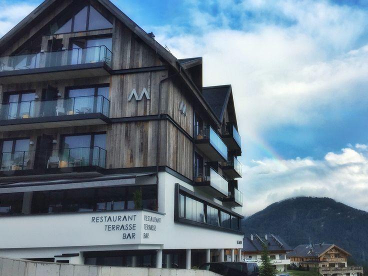 www.dasmarent.at Ein sehr stilvolles Hotel in Fiss, Tirol, Österreich
