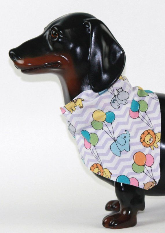 Happy Birthday Dog Bandana Balloons Scarf Puppy Baby Animals Accessories Clothes Pet Gift Gifts For Mom Lover