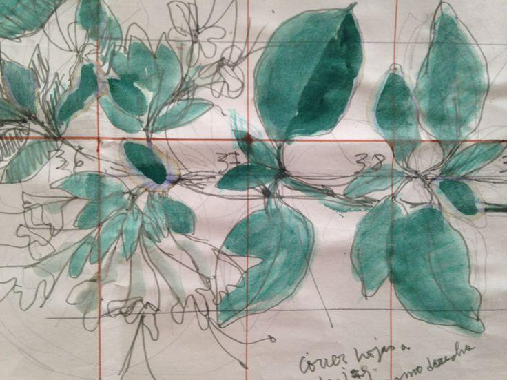 Proyecto para azulejos. Marta Day