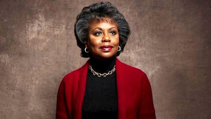 Anita Hill - Standing by her still!