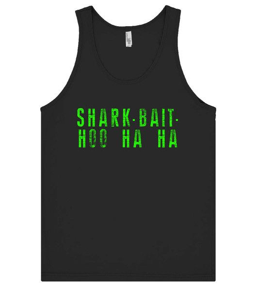 shark bait tanks top shirt – Shirtoopia
