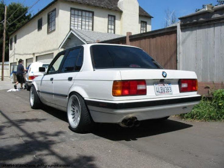 Bmw E30 17 Inch Wheels