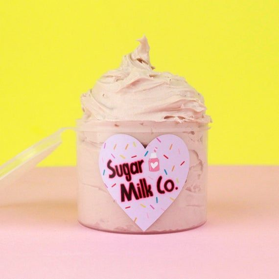 Smores Whipped Soap- Soap Fluff, Vegan Soap, Homemade Soap, Shaving Soap, Handmade Soap, Chocolate S