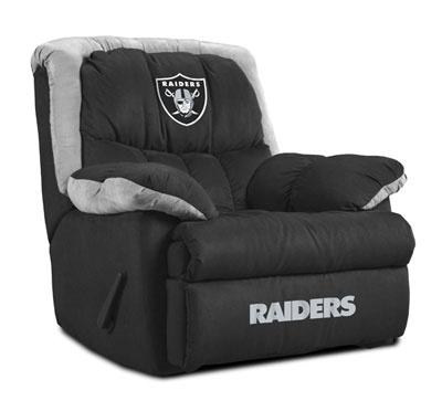 Oakland Raiders Home Team Recliner  sc 1 st  Pinterest & 132 best RAIDERS Wishlist Items ? images on Pinterest   Raiders ... islam-shia.org
