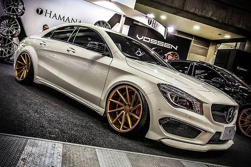 Widebody CLA Benz