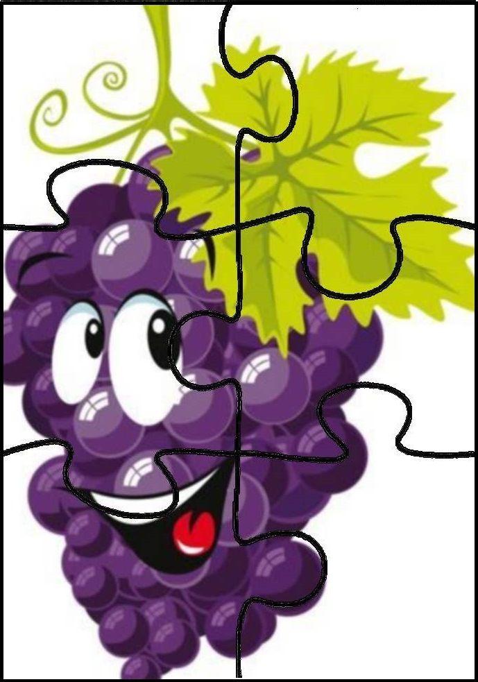 * Puzzel: Druiven