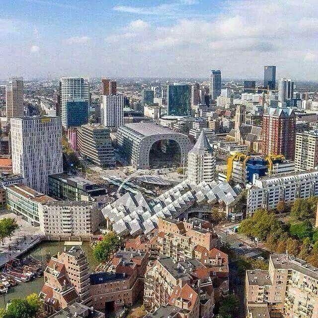 Rotterdam -The Netherlands