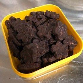 簡単♡病みつきとろけるチョコクッキー!