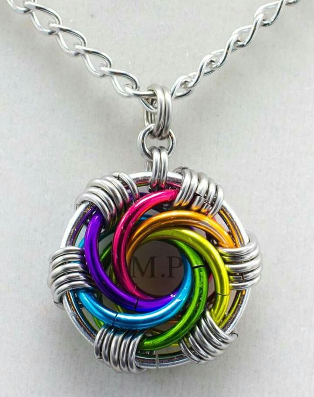 48 best Chainmaille Inspiration images on Pinterest | Chains ...