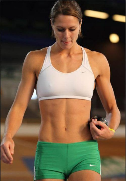 Runner's body- I'll take this 5000x over a crossfit he/she ...