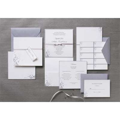 Has So Much In It! Would Use Direction Cards  Not Menu Cards; Downer · Invitation  KitsPocket InvitationDiy InvitationsSilver Wedding ...