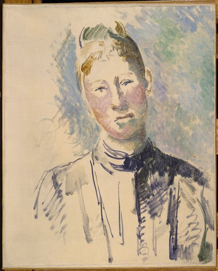 GUGG Madame Cézanne - Paul Cézanne - Wikipedia, the free encyclopedia