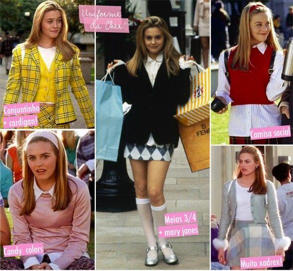 12 looks que marcaram As Patricinhas de Beverly Hills - Fashionismo