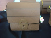 Treasure Chest party pack