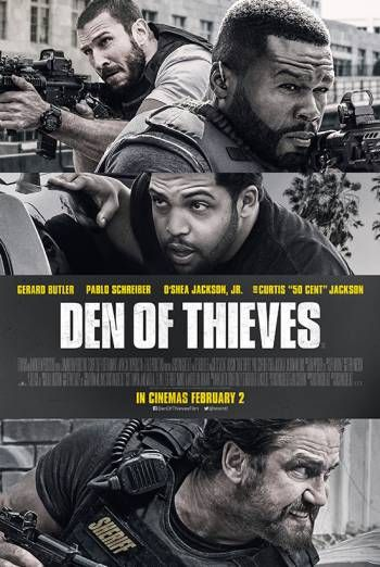 Full4k Hd Watch Den Of Thieves 2018 Online Free Movie Streaming