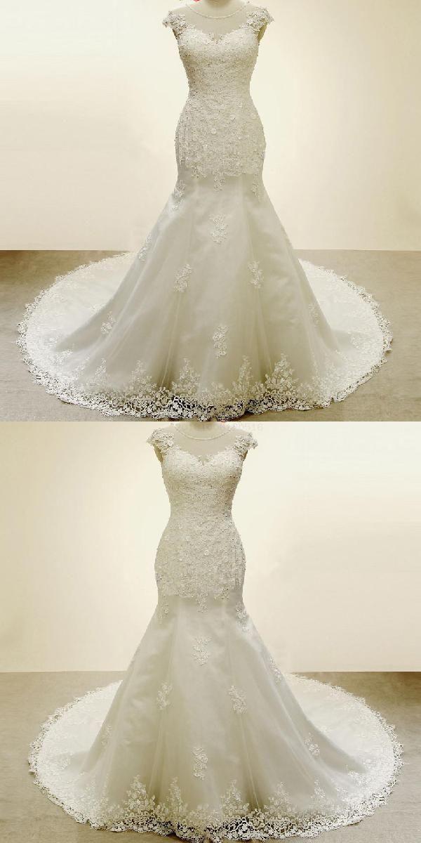 f0d375e0f211 Engrossing Wedding Dresses Lace, Wedding Dresses 2019, Vintage Wedding  Dresses, Wedding Dresses Mermaid in 2019   Wedding Dresses 2019   Wedding  dresses ...