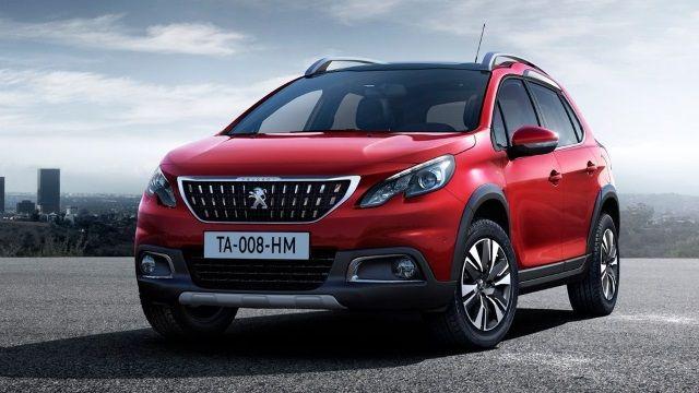 Genève 2016 : le Peugeot 2008 se remaquille en fuite